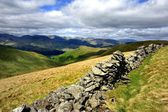 Central Fells — Stock Photo