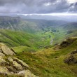 Langdale Valley — Stock Photo
