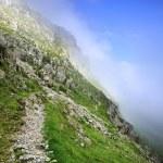 Climbers Footpath — Stock Photo