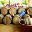 Stock Photo: Spirit Barrels