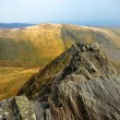 Sharp Edge, Blencathra — Stock Photo