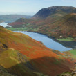 Stock Photo: Buttermere and Cummock Water