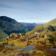 Stock Photo: Ennerdale Valley