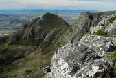 Table Mountain — Stock Photo