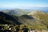 Ridge Walks of Helvellyn — Stock Photo