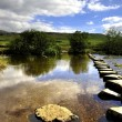 Stepping Stones — Stock Photo
