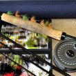 Stock Photo: Trout fishing Equipment