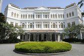 Raffles Hotel — Stock Photo