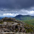 Coniston Fells — Stock Photo