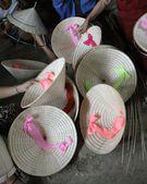 Sombreros cónicos — Foto de Stock