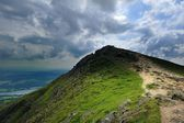 Footpath to the Top — Stock Photo