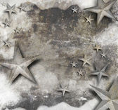 Vintage Old Star Background — Stock Photo