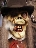 Scary Halloween Character — Stock Photo