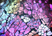 Colorful Glass Texture Background — Stock Photo