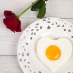 Lovely breakfast — Stock Photo