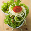 Little salad — Stock Photo