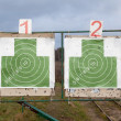 Two targets - Stock Photo