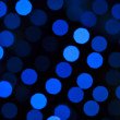 Blue lights background — Stock Photo #17975513