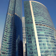 BUSINESS CENTER IN MOSCOW — Stock Photo