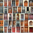 Stock Photo: Doors - Lviv, Ukraine