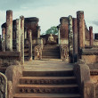 Watadage,polonnaruwa-Sri Lanka - Stock Photo