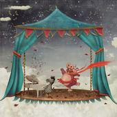 Circus — Foto de Stock