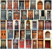 Doors - Lviv, Ukraine — Stock Photo
