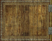 Vintage old wood texture — Stock Photo