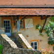 Farmhouse in cluny, france ,Bourgogne — Foto de Stock
