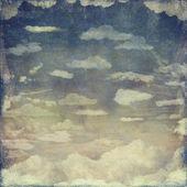 Vintage Grunge Sky — Stock Photo