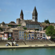Tournus, Burgundy — Stock Photo
