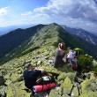Stock Photo: Wild Carpathians