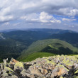 Wild Carpathians — Stock Photo