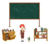 Set of school items. Back to school — Zdjęcie stockowe