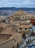 Streets of Cuenca, in Spain — Stock Photo