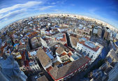 Panoramic view of  Valencia, Spain — Stock Photo