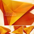 Geometric abstract background — Stock Vector #50175259