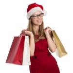 shopper vacanza — Foto Stock