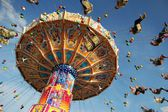 Fairground — Stock Photo