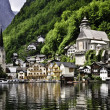 Royalty-Free Stock Photo: HallStatt, Austria