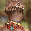 Samburu tribe — Stock Photo