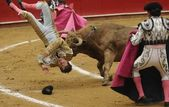 Bullfighters — Stock Photo