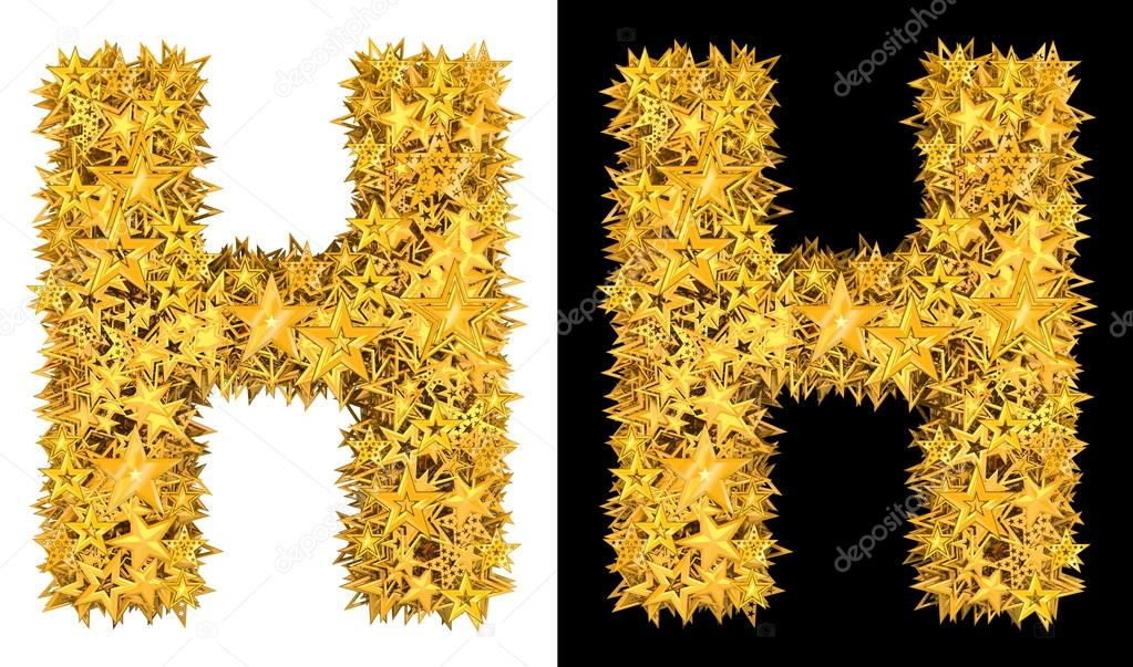 Download royaltyfree The letter H in gold stock photo 8292957 from Depositphotos collection of millions of premium highresolution stock photos vector images and