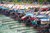 Barco tailandês — Fotografia Stock