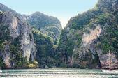 热带海景 — 图库照片