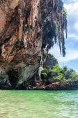 Tropik deniz manzaralı — Stok fotoğraf
