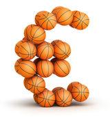 Euro basketbol — Stok fotoğraf