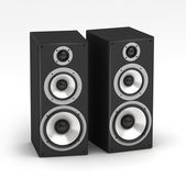 Speakers set — Stock Photo