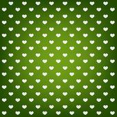 Valentinstag karte herzen vektor hintergrund — Stockvektor