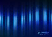 Ilustração em vetor de um equalizador de música azul — Vetorial Stock